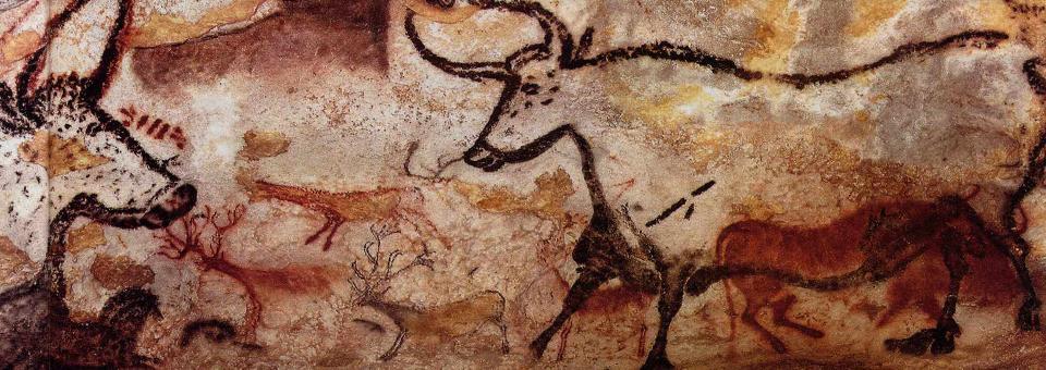Pitture rupestri Grotte di Lascaux - Arcieri di YR